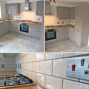 new kitchen installation kingston.