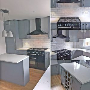 kitchen installation kingston-upon-thames.