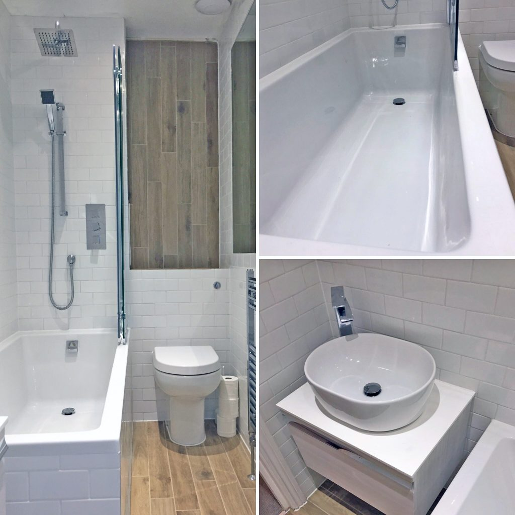 new bathroom installation kingston-upon-thames.